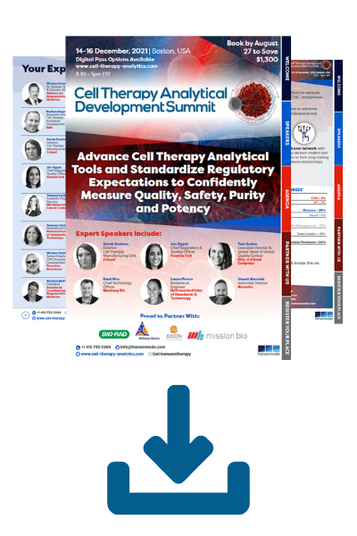 Cell Therapy AD - Widget